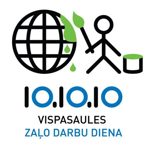 Vispasaules zaļo darbu diena 2010..